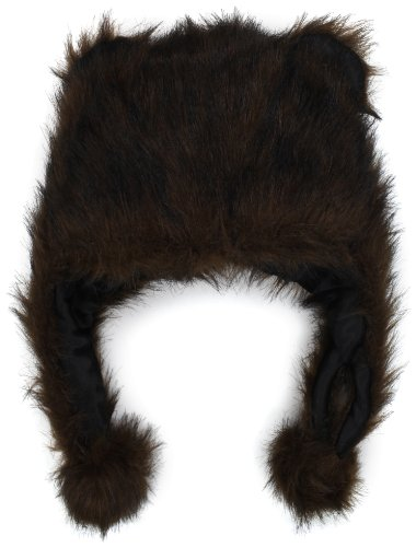 san-diego-hat-company-unisex-adult-child-brown-bear-hat-4t