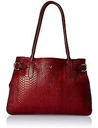 Hidesign Women's Shoulder Bag (Red)