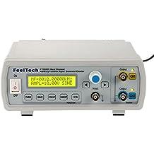 KKmoon 250MSa/s 24MHz Señal Fuente Generador Alta Precisión Digital Dds Canal Dual Función Arbitraria Onda/ Pulso Frecuencia Metro 12Bits Seno Onda