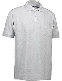 Kübler Arbeitspolo Langarm Polo Shirt Größe XXL