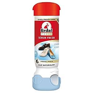 Erdal Schuh Fresh 100ml, 3er Pack (3 x 0.1 l)