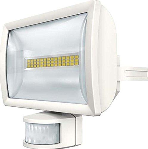 Theben 1020913–Strahler LED theleda E20WH Bewegungsmelder 180o weiß 12m