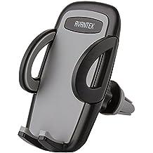 AVANTEK Porta Cellulare Supporto Auto Universale Air Vent Rotazione a