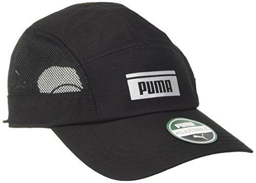 Puma Paix Panel, Cap Unisexe – Adulte, Puma Black