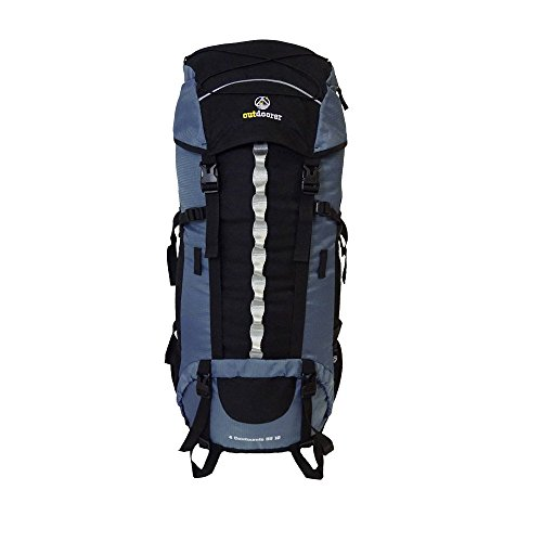 Outdoorer Backpacker Rucksack 4 Continents im Test (85 x 34 x 30 cm, 95l, 2,3kg)