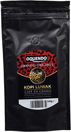 Oquendo, Café en grano Origenes (KOPI LUWAK) 100 gr