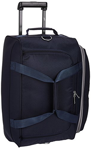 Skybags Cardiff Polyester 52 cms Blue Travel Duffle (DFTCAR52BLU)