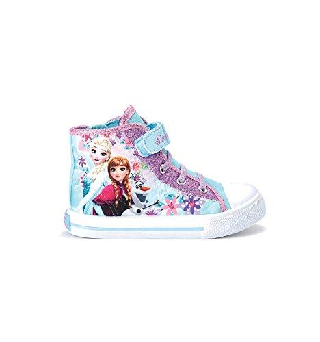 Disney Frozen zapatillas Montante, 28