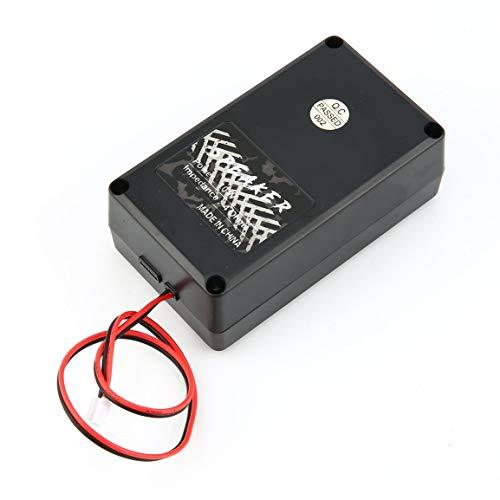 RC Auto Spielzeug Modul Sounds / Licht Simulierte System für Grader Klettern Auto SUV Fernbedienung LKW Fahrzeug DIY Teil (Farbe: Gelb)