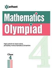 Olympiad Books Practice Sets -  Mathematics Class 4th