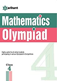 Olympiad Books Practice Sets - Mathematics Class 4th
