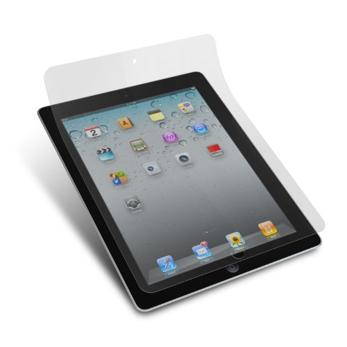 XtremeMac PAD-SM2-03 Tuffshield for iPad 2 GlossySchutzfolie für Apple iPad 2