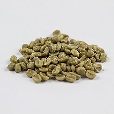Redber Rwanda Inzovu, Green Coffee Beans (1kg) by Redber