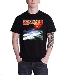 Bathory Twilight Of The Gods Official Mens Black T Shirt XXL