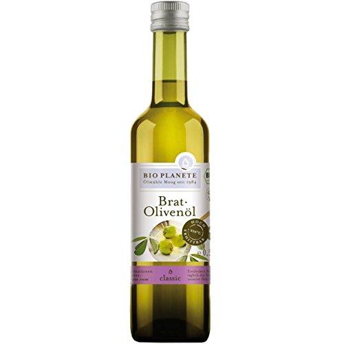 Bio Planète Brat-Olive, 500 ml
