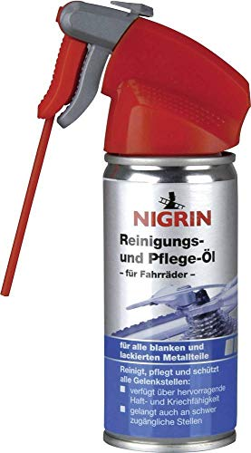 Nigrin 60264 Nettoyage et Entretien