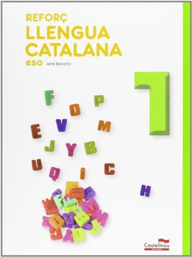 Reforç De Llengua Catalana 1 - 9788498049268