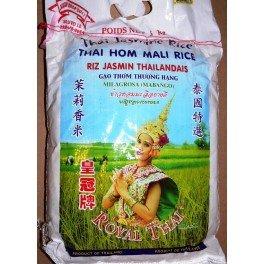 [ 4,5kg ] ROYAL THAI Langkorn Duftreis (ganz) DE LUXE / Jasmin White Scented Rice