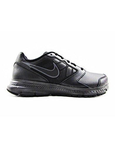 Nike Downshifter 6 Ltr (Gs/Ps), Chaussures de Running Entrainement Homme Noir (Black / Black-Anthracite)