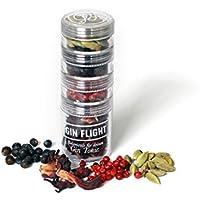Gin Flight - Botanicals per una perfetta fruizione Gin Tonic.