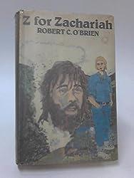 Z for Zachariah by Robert C. O'Brien (1975-01-01)