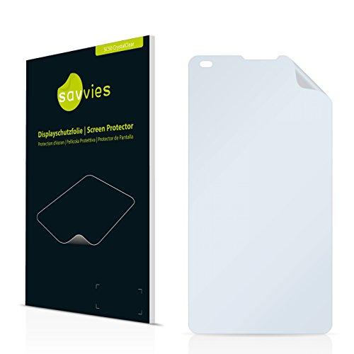 Savvies SC50CrystalClear, LG Optimus LS970G Clear Screen Protector LG Optimus LS970G 1pc (S)-Screen Protectors (LG Optimus LS970G, Clear Screen Protector, LG, LG Optimus LS970G, scratch-resistant, transparent, 1PC (S))