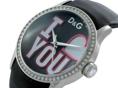 D&G Dolce&Gabbana Women's Watch DW0146 D&G