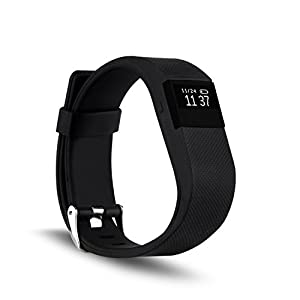 Karma Active presents- Activity Tracker/Sleep Monitor/ Heart Rate Monitor/ Fitness Tracker/ Sports Running/ Watch/ Bracelet/ band (fitbit charge hr style)