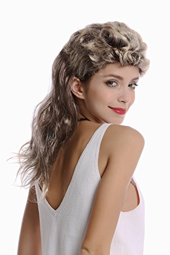 WIG ME UP ® - H20-P02/P70TP4 Peluca Mujer Hombre