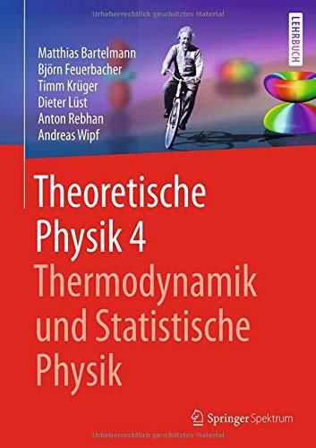 Theoretische Physik 4   Thermodynamik und Statistische Physik