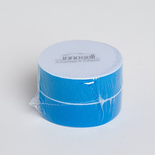 innosell-polierschwamm-durchmesser-95-x-30-mm-blau-fest-fur-doppelexzentermaschine-1-set-2-stuck
