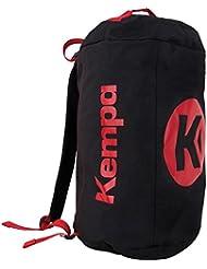 Kempa schwarz/fire rot