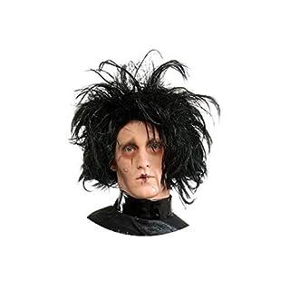 Horror-Shop Edward mit den Scherenhänden Strubelperücke