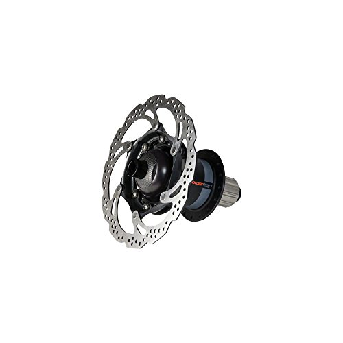 PowerTap Hinterrad Nabe G3 MTB Disc Brake Hub 32 Loch mit 12x142mm Steckachse (160mm Disc)