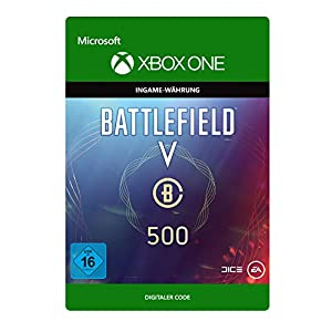 Battlefield V: Battlefield Currency 500 | Xbox One – Download Code