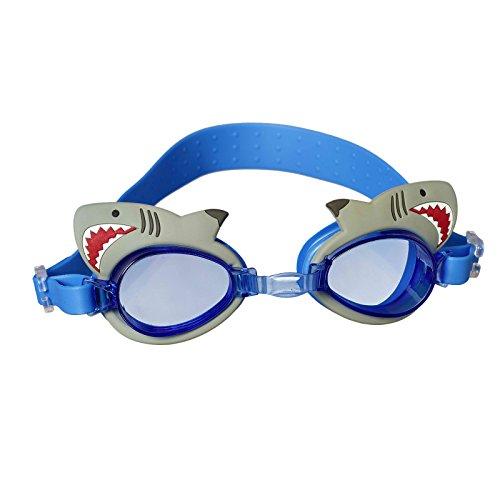 Best Sporting Kinder Schwimmbrille Hai (Kinder-hai)
