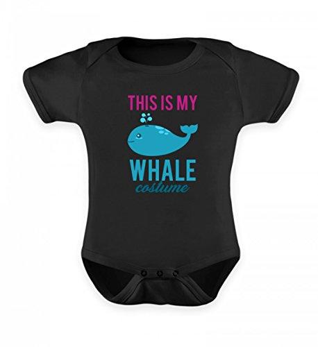Generic Das Ist Mein Wal Kostüm- Süßes Wal Motiv Fisch Meer - Schlichtes und Witziges Design - Baby Body