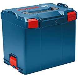 Bosch Professional 1600A012G3 Coffret de Transport L-Boxx 374, Bleu, 357mm x 442mm x 389mm