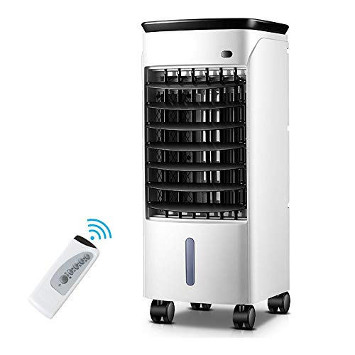 SWB Home Mobile Piccolo climatizzatore Ventilatore da Pavimento Silenzioso da 80W