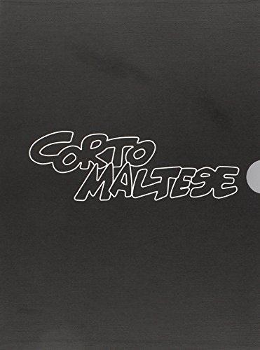 Corto Maltese en noir et blanc : Coffret en 7 volumes : Intégrale
