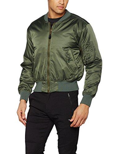 Kombat UK Men's Ma1 Bomber Jacket