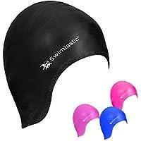 Amazon.it  Cuffie - Nuoto  Sport e tempo libero 236cc76806bc