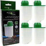 4x FilterLogic CFL-901B Wasserfilter ersetzen BRITA Intenza Nr. TCZ7003 - TCZ7033 - TZ70003 - 575491 - 467873 Filterkartusche für Bosch / Siemens / Neff / Gaggenau Kaffeemaschine Kaffeevollautomat