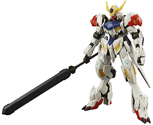 Orufenzu Gundam Barbados Alps 1/144 scale color-coded pre-plastic model of HG Mobile Suit Gundam Blood and iron