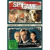 Spy Game & Rendezvous mit Joe Black DVD