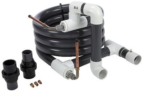 Hayward SMX202150001 212-Inch Heat Exchanger Replacement for Hayward Summit Heat Pumps