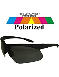 Polarized Carp Fly Sea Fishing Sunglasses & Case Pol36
