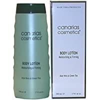 Canarias Cosmetics Aloe Vera lozione corpo dermo-Aloe 500