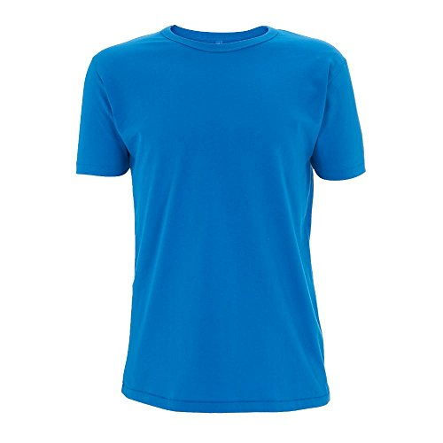 Continental - Men's Slim-Fit Jersey T-Shirt Electric Blue