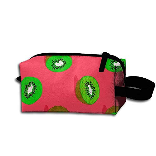 Kiwi Fruits Funny Women's Tolietry Bag Cosmetic Travel